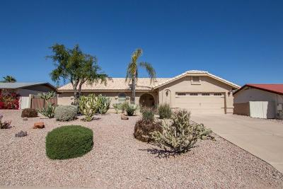 Fountain Hills Single Family Home For Sale: 16512 E Heather Drive