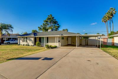 Phoenix Single Family Home For Sale: 4652 E Vernon Avenue