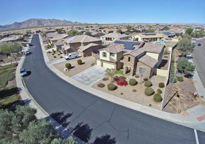 Surprise Single Family Home For Sale: 18424 W Desert Lane
