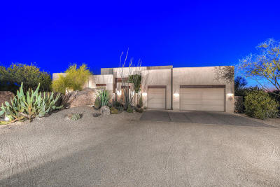 Scottsdale Single Family Home For Sale: 9303 E Vista Drive