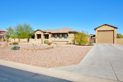 Mountain Gate, Mountain Gate Phase 3 & 4, Mountain Gate Phase 3&4, Mountain Gate/Copper Canyon (Gated) Single Family Home For Sale: 14576 W Desert Cove Road