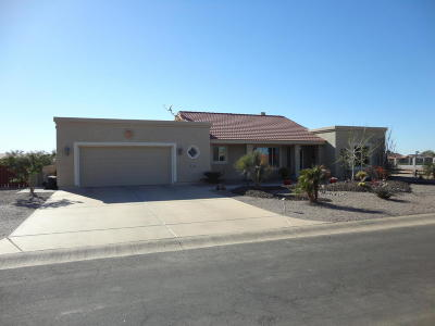 Arizona City Single Family Home For Sale: 15030 S Rory Calhoun Drive