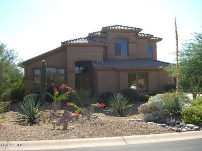 Cave Creek Single Family Home For Sale: 6017 E Roy Rogers Lane