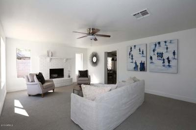 Phoenix Single Family Home For Sale: 3121 N 26th Place