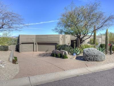 Fountain Hills Single Family Home For Sale: 15824 E Eagle Crest Road
