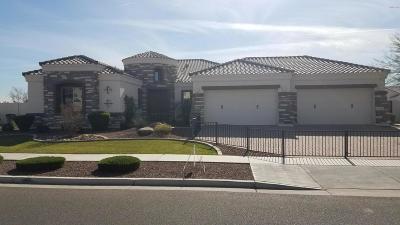 Glendale Single Family Home For Sale: 8357 W Missouri Avenue