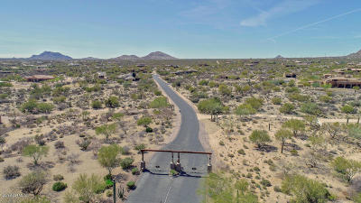 Scottsdale Residential Lots & Land For Sale: 140xx E Montgomery Court