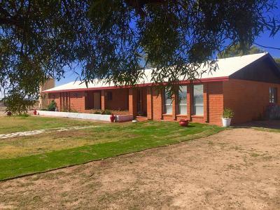 Casa Grande Single Family Home For Sale: 2350 S Private Drive