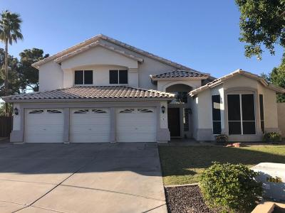 Chandler Single Family Home For Sale: 980 N Forest Court