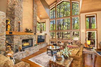 Flagstaff Single Family Home For Sale: 3321 Lee Doyle