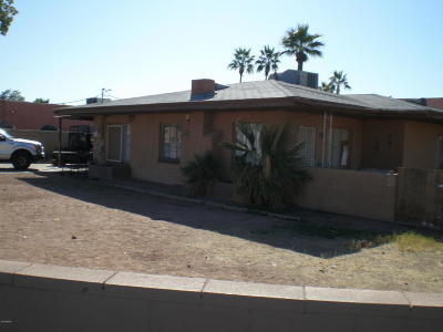 Single Family Home For Sale: 1225 N 48th Street