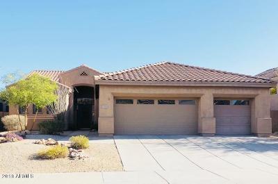 Scottsdale Single Family Home For Sale: 13486 E Estrella Avenue