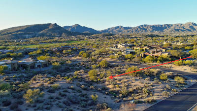 Scottsdale Residential Lots & Land For Sale: 9974 E Hidden Valley Road