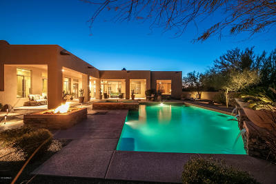 Carefree AZ Single Family Home For Sale: $1,079,000