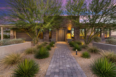 Scottsdale Single Family Home For Sale: 26065 N 88th Way