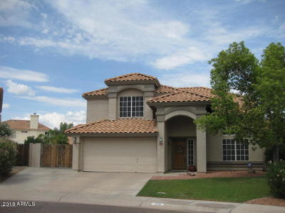 Maricopa County Single Family Home For Sale: 1216 E Windsong Drive