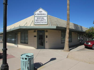 Commercial For Sale: 501 N Marshall Street