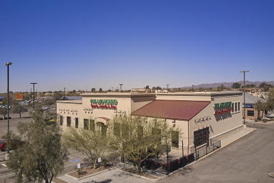 Commercial For Sale: 7625 N La Cholla Boulevard
