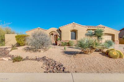 Scottsdale AZ Single Family Home For Sale: $769,000