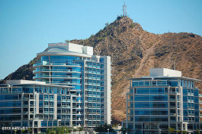 Tempe Apartment For Sale: 140 E Rio Salado Parkway #204
