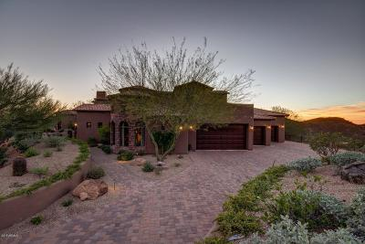 Fountain Hills Single Family Home For Sale: 10532 N Crestview Drive