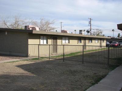 Phoenix Multi Family Home For Sale: 2201 Glenrosa Avenue