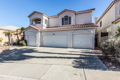 Phoenix Single Family Home For Sale: 1310 E Captain Dreyfus Avenue
