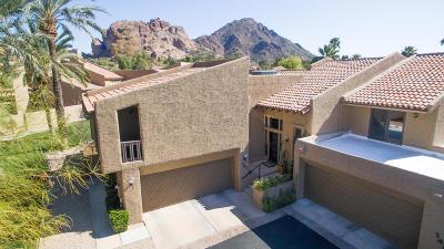 Phoenix Condo/Townhouse For Sale: 4434 E Camelback Road #141