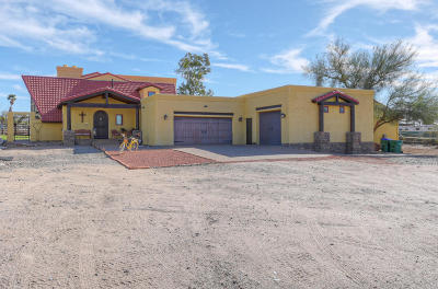 Cave Creek Single Family Home For Sale: 40121 N Echo Canyon Drive