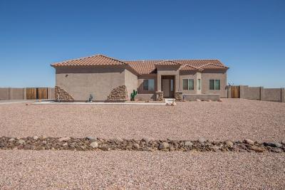 Wittmann Single Family Home For Sale: 28407 N Bush Street