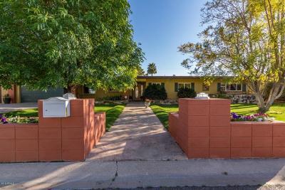 Phoenix Single Family Home For Sale: 31 E Kaler Drive
