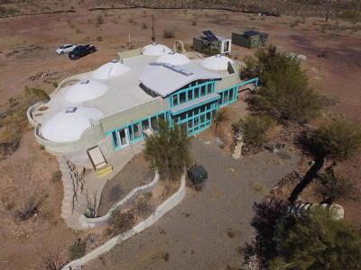 Wittmann Single Family Home For Sale: 30039 W Occupado Drive