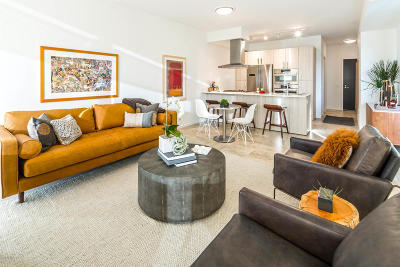 Scottsdale Apartment For Sale: 7120 E Kierland Boulevard #604