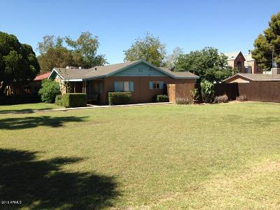 Phoenix Single Family Home For Sale: 4644 N 9th Street