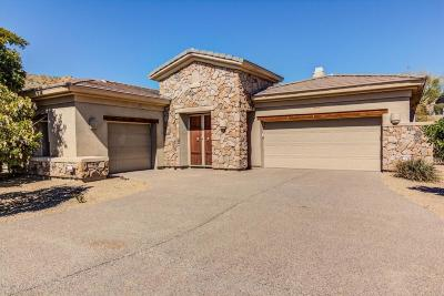 Single Family Home For Sale: 14604 E Desert Trail