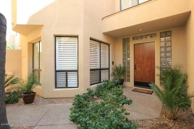 Scottsdale Condo/Townhouse For Sale: 7760 E Gainey Ranch Road #46