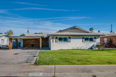 Tempe Single Family Home For Sale: 122 E Riviera Drive