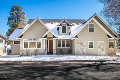 Flagstaff Single Family Home For Sale: 4700 E Oriole Lane