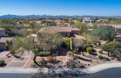 Scottsdale Single Family Home For Sale: 7941 E Via De Luna Drive