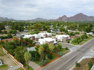 Phoenix Single Family Home For Sale: 3714 E Campbell Avenue