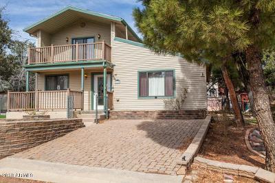 Payson Single Family Home For Sale: 840 W Detroit Drive