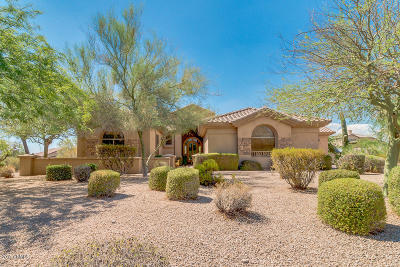 Cave Creek Single Family Home For Sale: 28310 N 61st Street