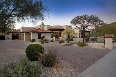 Fountain Hills Single Family Home For Sale: 16146 E Tombstone Avenue