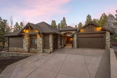 Flagstaff Single Family Home For Sale: 1636 E Morgan Run Drive