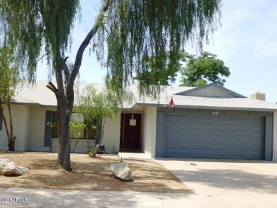 Tempe Single Family Home For Sale: 4422 S Poplar Street