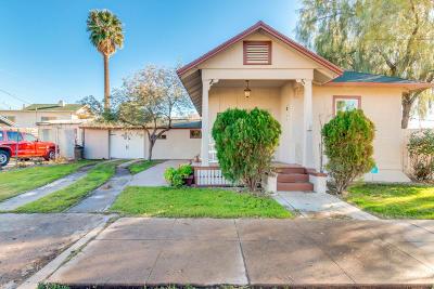 Phoenix Single Family Home For Sale: 1111 W Woodland Avenue