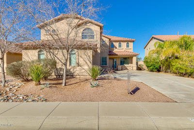 Maricopa Single Family Home For Sale: 21604 N Backus Drive