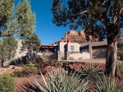 Sedona Single Family Home For Sale: 421 Acacia Drive