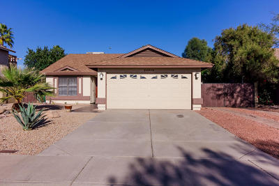 Glendale AZ Single Family Home For Sale: $249,500