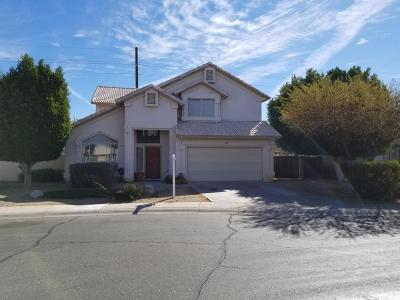 Chandler Single Family Home UCB (Under Contract-Backups): 691 N Alder Drive